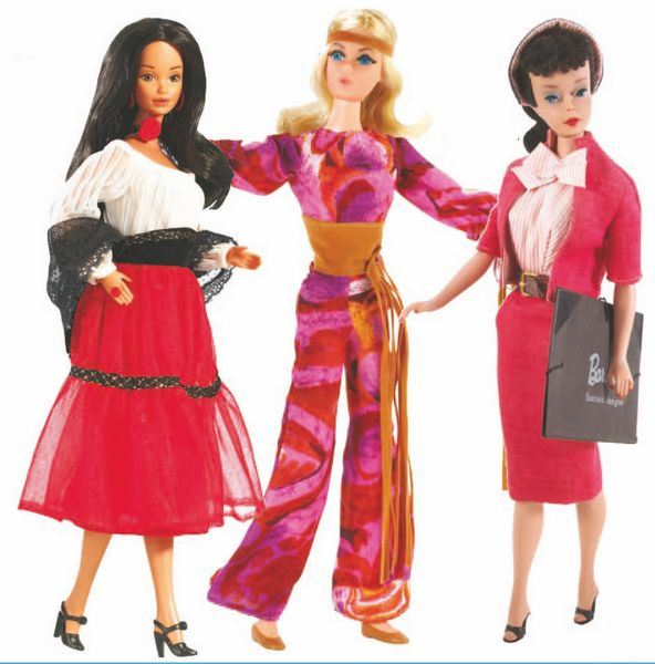 barbie doll revolutionized toy industry
