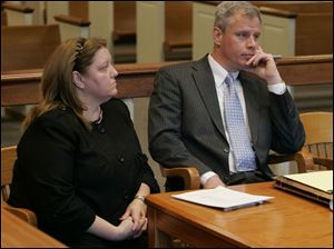 Assistant Finance Director Linda Wilker and Administrator John Jezak were summoned to Maumee Municipal Court.