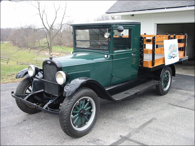 1926 And 1927 Chevrolet Car Parts Cars For Sale Wanted