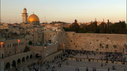 A history of jerusalem a religious center of the world