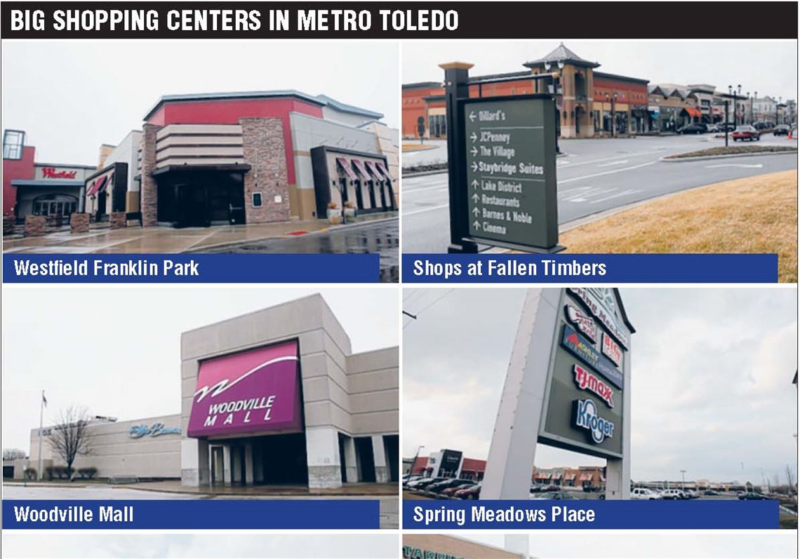 Maintain Is Byword At Toledo Area Malls Toledo Blade