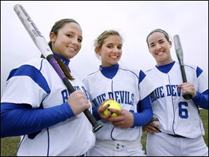 Springfield reached the Division I regional final last season when the Blue Devils finished 21-7. Among the top returnees are Krista Haley, Ashlyn Michalak and Lindsay Bandeen.