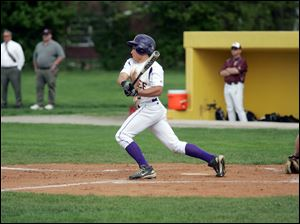 Maumee s Nick Gerschultz is hitting .394 and has 18 RBIs. The senior pitcher is 7-1 with a 2.00 ERA.