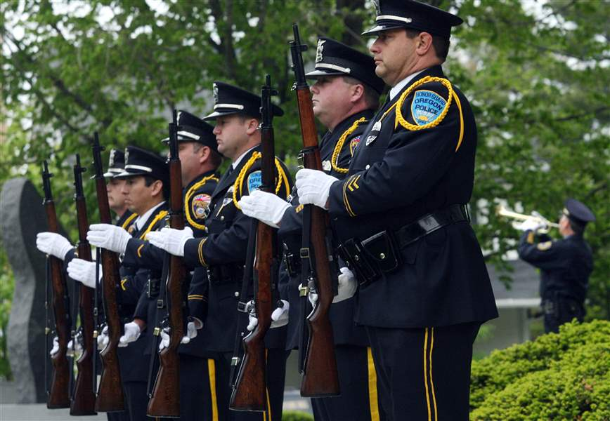 Wood-County-salutes-fallen-officers