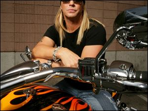 Bret Michaels will be in Toledo for a concert Wednesday.