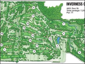 Inverness Club <br>