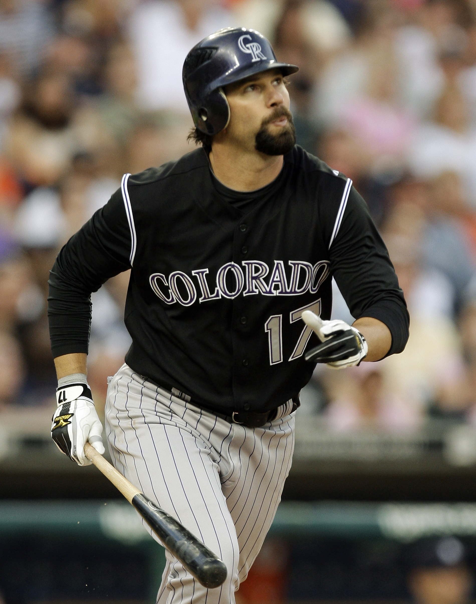 Tigers 39 streak ends the blade for Todd helton