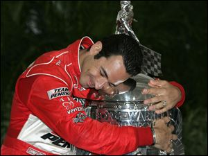 The emotional win by fan favorite Helio Castroneves on Sunday was probably a welcome result for IndyCar officials.