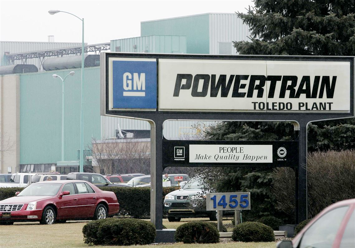 Image result for GM, Toledo Powertrain plant, pictures