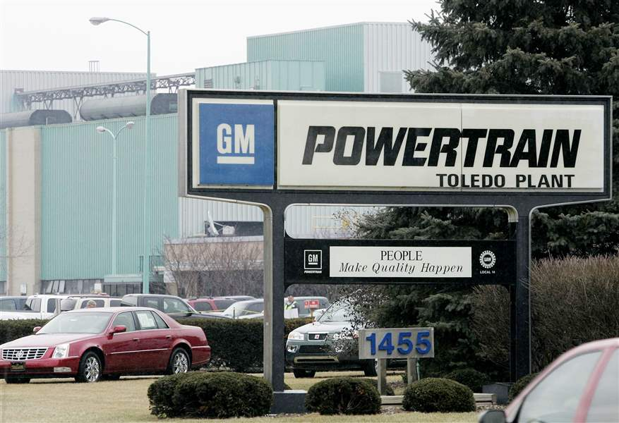 Toledo-Powertrain-Plant-to-gain-work