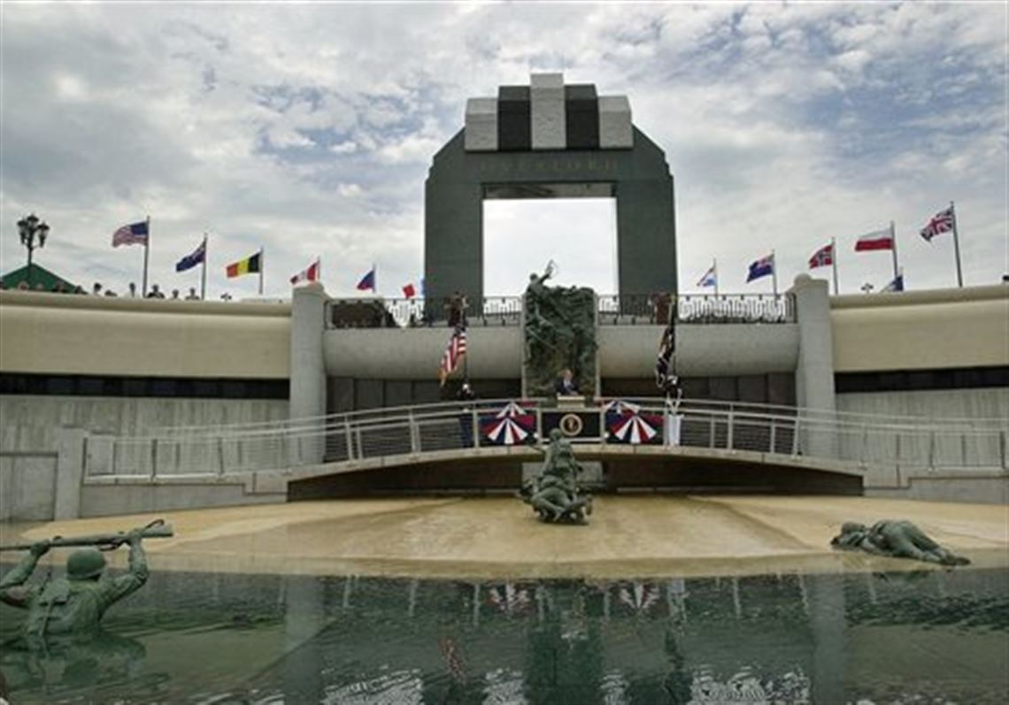 National D Day Memorial On Brink Of Financial Ruin