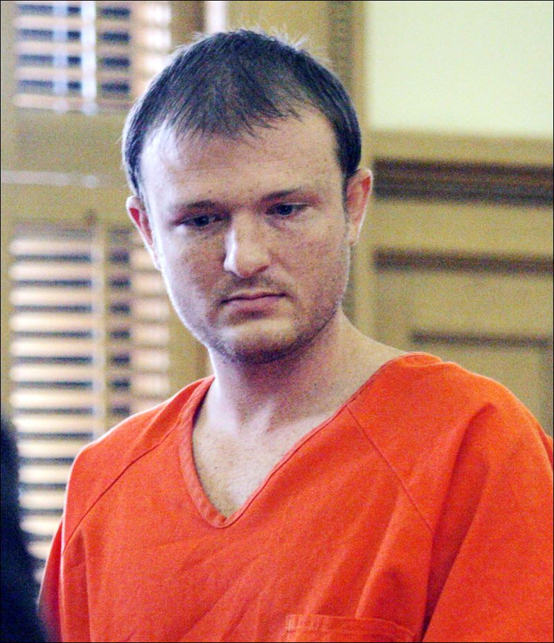 bowling green man sentenced to 11 years for robbery toledo blade. Black Bedroom Furniture Sets. Home Design Ideas