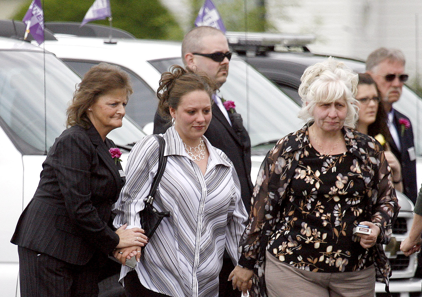 mourners gather for Nevaeh Buchanan funeral The Blade