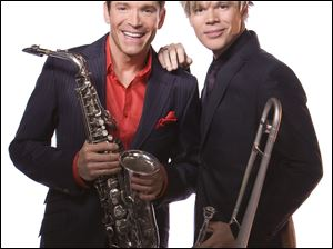Dave Koz and Brian Culbertson
