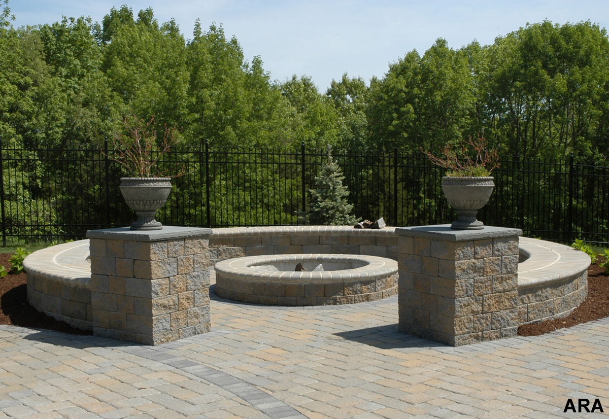 Build Your Own Backyard Retreat with Walls and Pavers