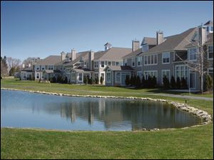 Harbor s Edge is just a stone s throw from Lake Erie and the Catawba Island Club.  Come and experience the allure of this upscale community!