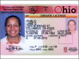 Ohio Rolls Out Pink Driver 39 S Licenses Toledo Blade