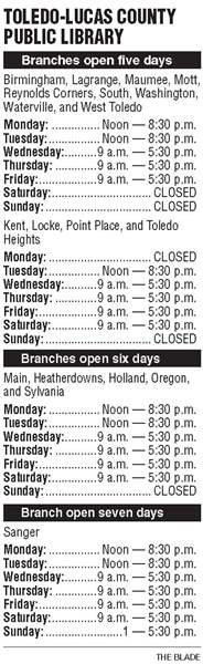Lucas-County-libraries-to-cut-hours-2