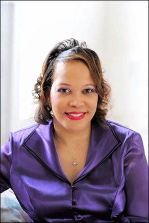 Crystal Dixon will sign copies of 'Destiny's Time' Saturday at Friendship Baptist Church.