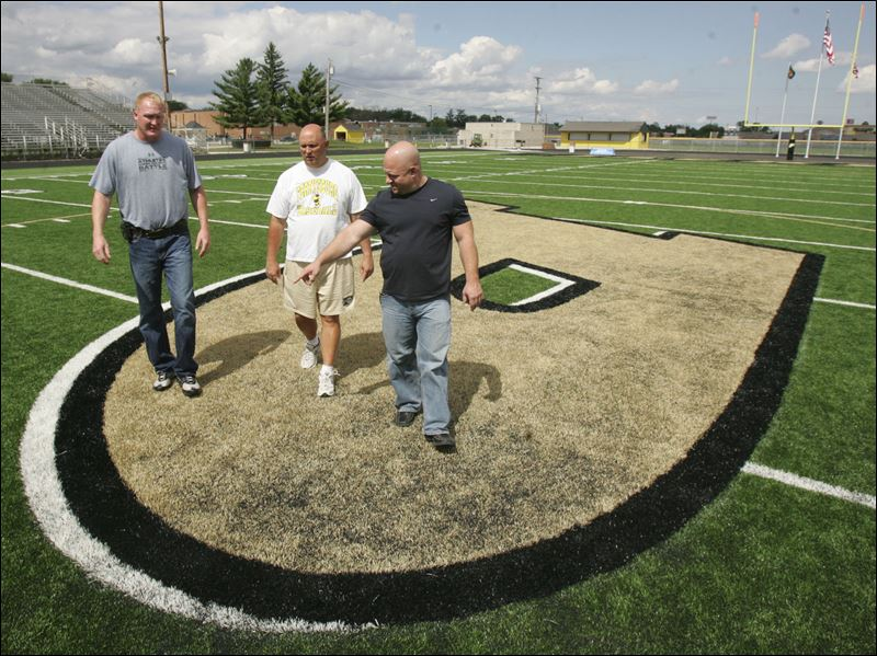 Sidelines More Schools Choose To Replace Grass Fields