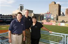 Around-the-Town-United-Way-donors-enjoy-an-evening-of-baseball