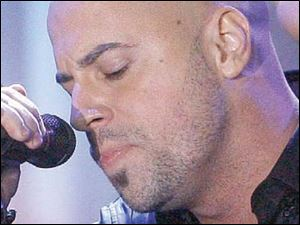 Chris Daughtry, Oct. 31, Lucas County Arena