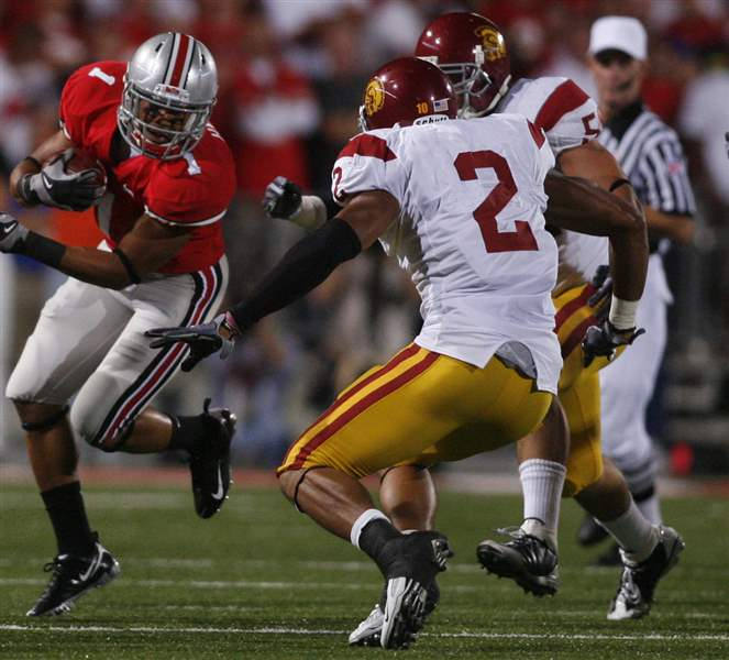 Playoff-Snubbed Ohio State Wins Over USC in Cotton Bowl