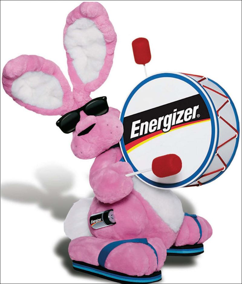 Marching into history: At 20, Energizer Bunny is an icon ...