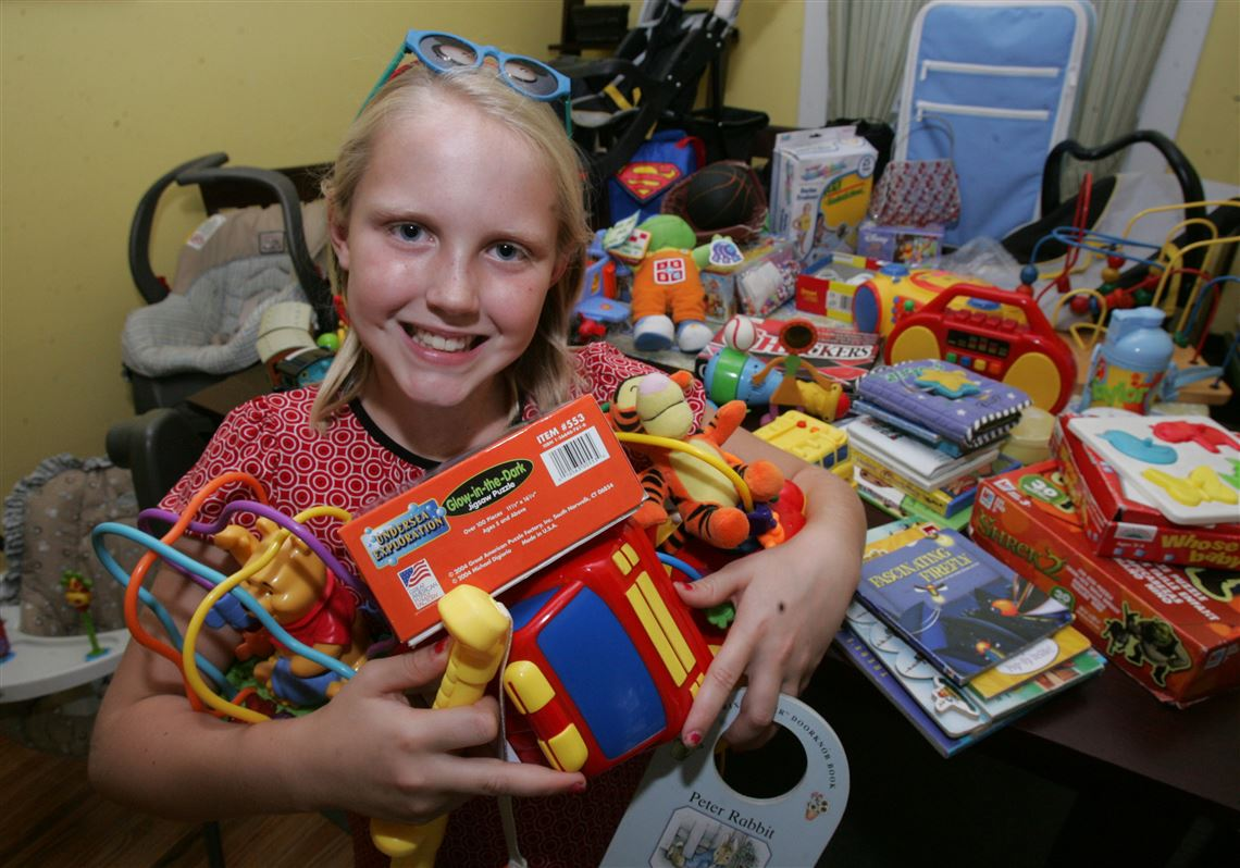 10 Year Old Holland Girl To Sell Toy Collection To Help Cancer Fight