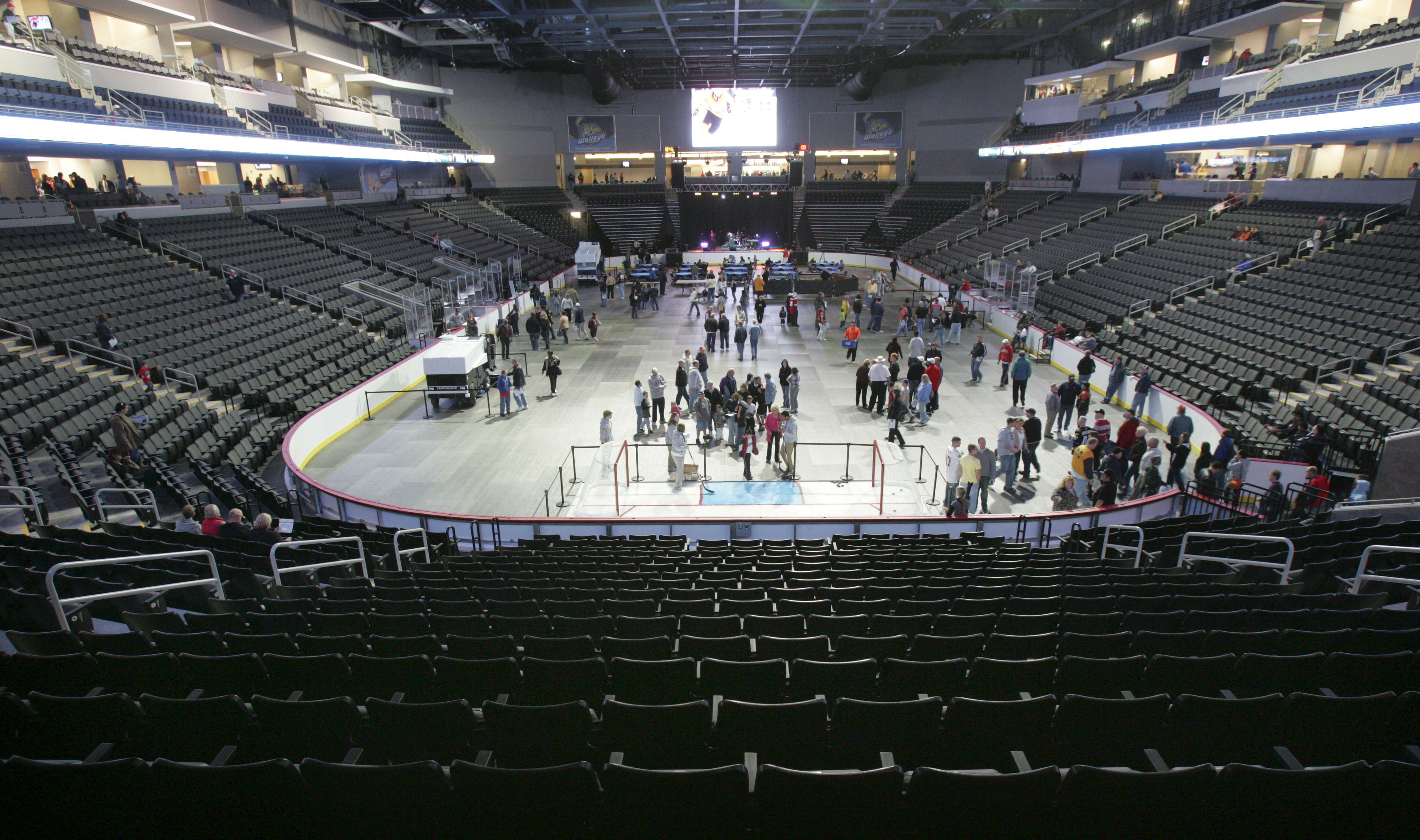 New Sports Arena Gives Downtown Toledo A Trifecta The Blade