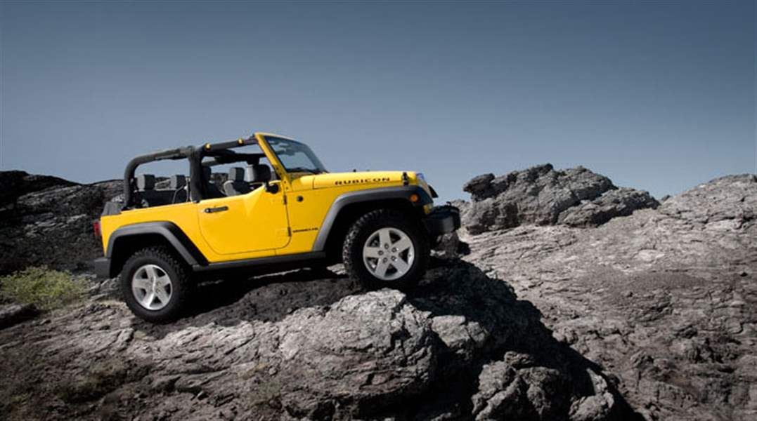 Changes Coming To Chrysler S Jeep Line Including Toledo