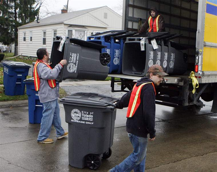 Trash Pickup Not Available In Evacuation Areas