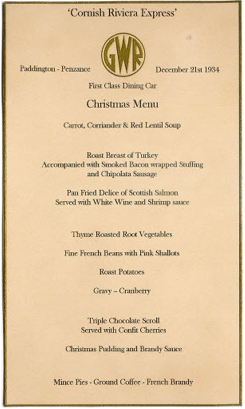 Typical english christmas dinner menu - Food Friday Recipes