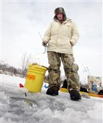 Fishing-in-the-cold-in-Frenchtown-Township