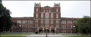 If Libbey High School on Western Avenue is shuttered, the Toledo Board of Education says the district would save $1.73 million. Toledo Technology Academy in West Toledo is on the list as well.
