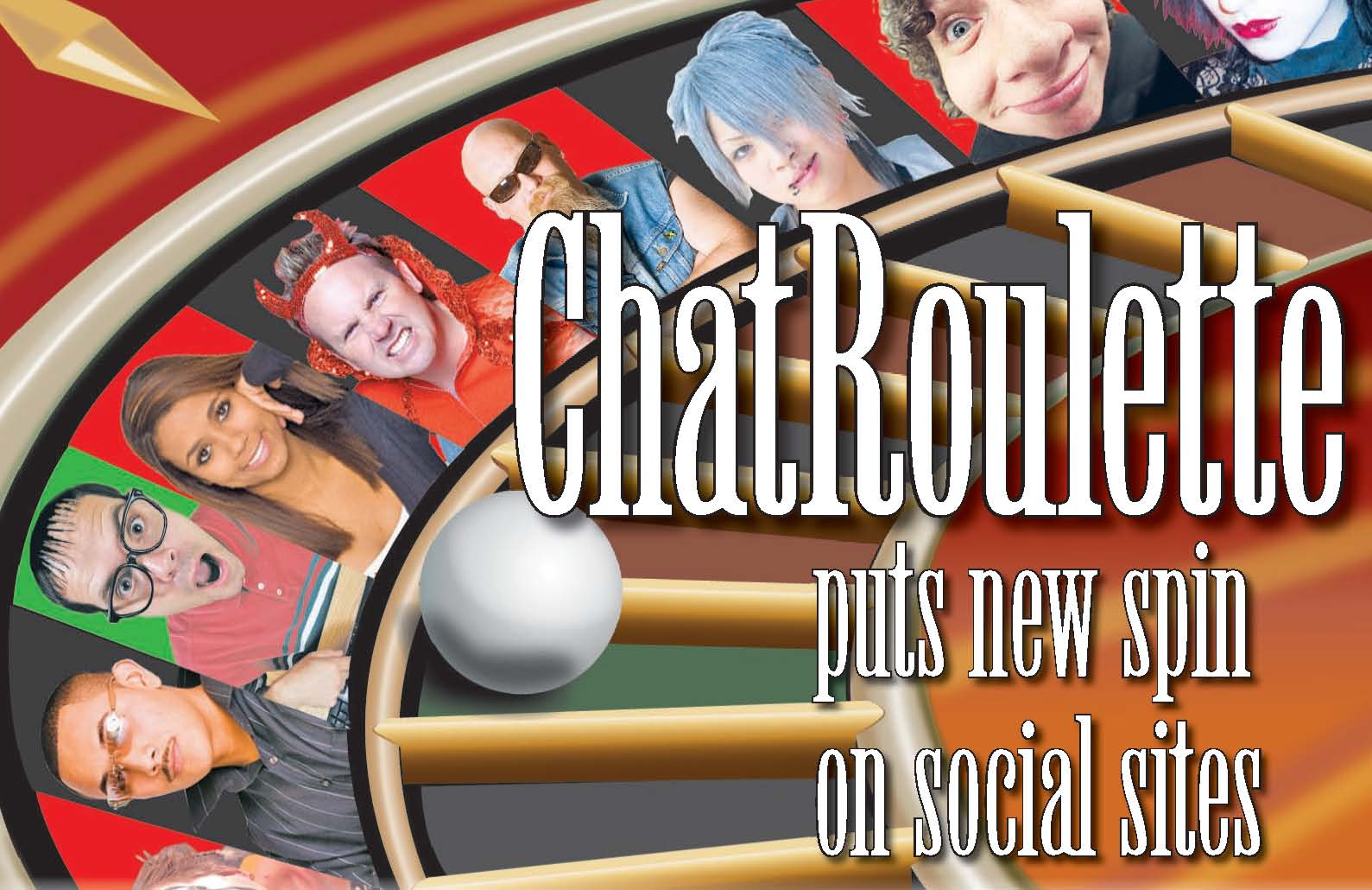 'chatroulette' puts new spin on social sites - the blade