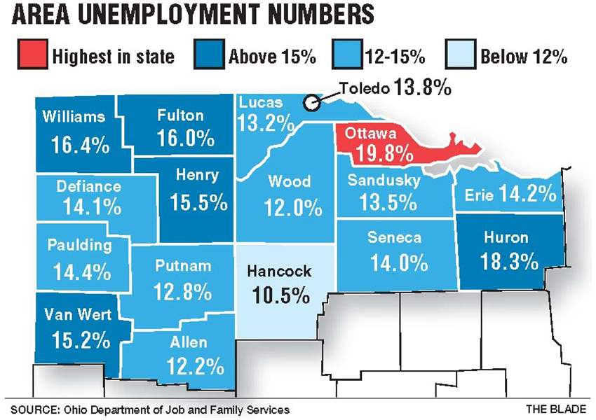 Northwest-Ohio-jobless-rate-up-sharply-in-January