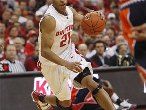 Evan Turner showed his value to the Buckeyes when he netted a last-second near-halfcourt shot against Michigan.