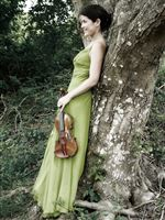Violinist-plays-Brahms-as-part-of-a-busy-weekend-for-symphony