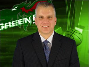 SPT Tod Kowalczyk, head basketball coach for the University of Wisconsin Green Bay. Photo from the University Website. NOT A BLADE PHOTO