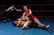 Feisty-Tanzi-wrestles-her-way-through-life