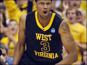 Devin Ebanks has become one of the West Virginia's top defenders and takes pride in shutting down