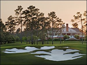 The Magnolia Grove Golf Course in Mobile, Ala., is part of the Robert Trent Jones Golf Trail.