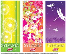 New-banners-touted-to-add-pizazz-to-Sylvania