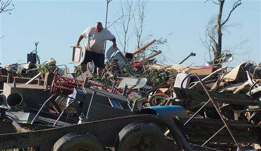 10 Dead In Miss After Tornado Storms Hit South The Blade