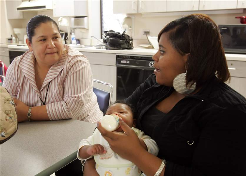 Low-birth-weight-afflicts-3-city-of-Toledo-zones