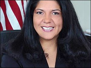 Lucas County Auditor Anita Lopez saysone man was billed $7,000 for water use at a househe had not lived in.
