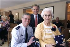 Local-woman-honored-for-WWII-service-as-pilot
