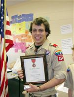 Sylvania-Boy-Scout-who-saved-life-gets-Honor-Medal