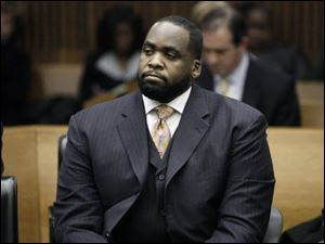 Former Detroit Mayor Kwame Kilpatrick has been indicted on federal fraud and tax charges.